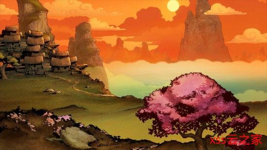 老外武侠游戏《少林九武猴》10月16日出售 支撑联机协作插图
