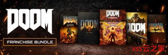 B社游戏Steam优惠 《毁灭战士:永恒》+《狂怒2》等四作打包225元插图(1)