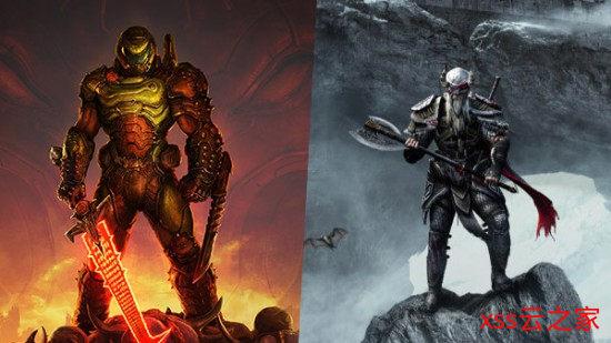 《毁灭战士:永恒》《上古卷轴Online》将登陆PS5/XSX 可免费升级