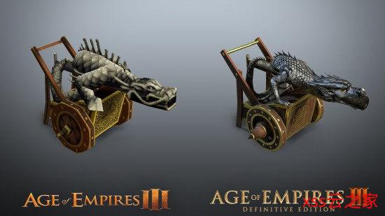 《帝国时代3:决定版》对比原版 画面进步肉眼可见插图(2)