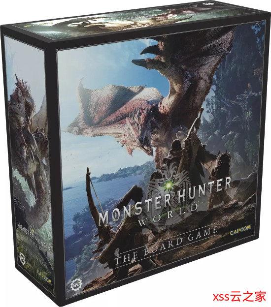 《怪物猎人:世界》桌游版将开启众筹 2021年推出