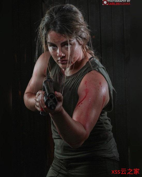 《末了生还者:第二部》艾比超强COS 强健身体复原战斗力插图