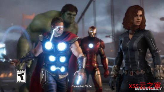 《漫威复仇者联盟》公布最新预告 现已开启PS4平台Beta测试插图(1)