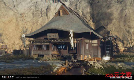 《对马岛之魂》海量艺术图欣赏 风景绝美宛如现实插图(6)