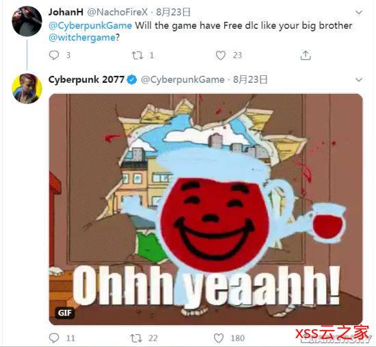 官方确认《赛博朋克2077》会有免费DLC 三种出身都能见到基努里维斯
