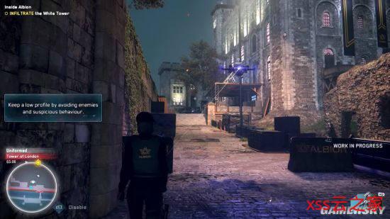 《看门狗:军团》任务演示 展示无人机、隐形衣等