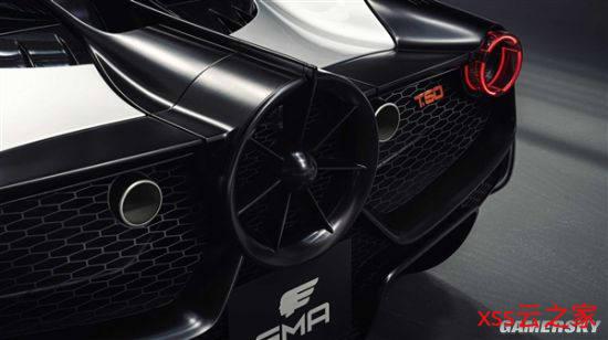 迈凯伦F1设计师全新超跑宣布:环球限量100台