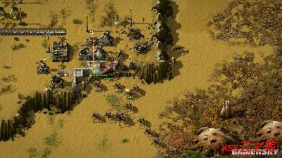 《异星工厂》正式版今日发售 Steam好评如潮的策略模拟游戏插图(2)