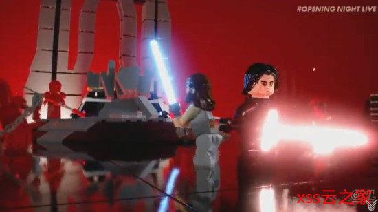 《乐高星战》全新预告 从塔图因开始的传奇之旅插图(8)