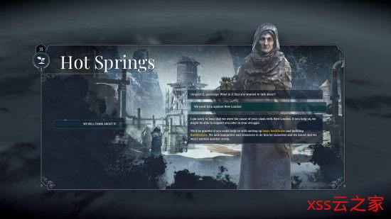 《冰汽时代》DLC《帝国的边界》正式推出 开启最后的篇章