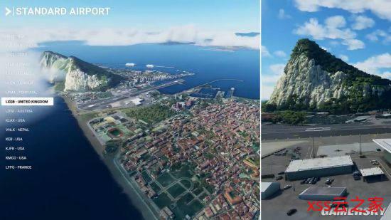 《微软飞行模拟》新预告 展示多个机型与机场