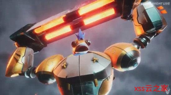 机甲格斗《机械城乱斗2》公布 今年12月发售插图