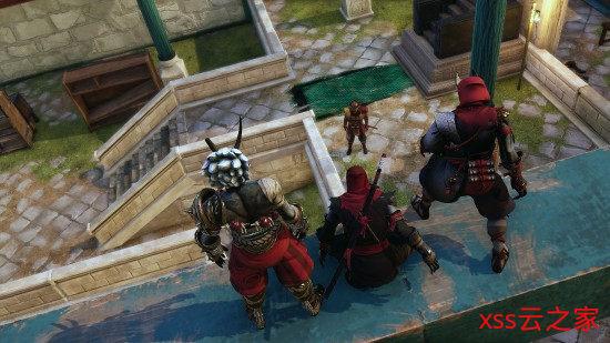 第三人称潜行游戏《荒神》续作公布 2021年发售插图(2)