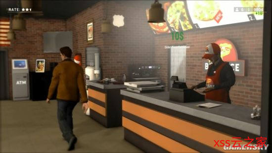 这款策略模拟游戏《披萨模拟器》让你当披萨店长 还能往对手店里扔烟雾弹插图(3)