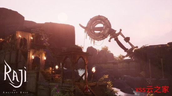 古印度设定ARPG作品《Raji:远古传奇》新预告 10月登陆Steam/PS4/Xbox One插图