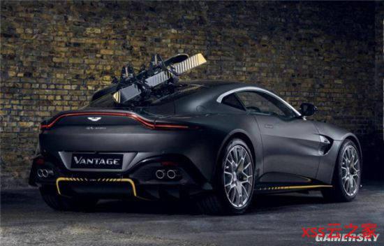 阿斯顿·马丁推出007特别版车型:限量发售125台