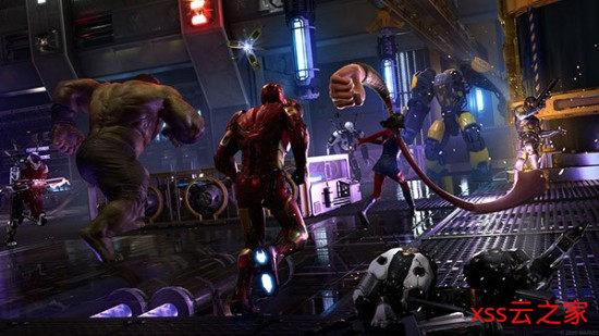 《漫威复仇者联盟》将在9月1日进行直播 揭晓新英雄角色