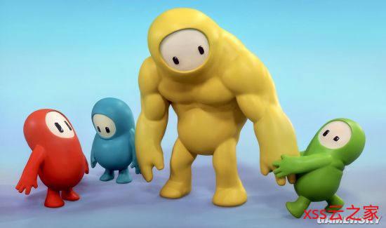 《战神》美术总监创作金刚狼战服 经典蓝黄配色霸气十足