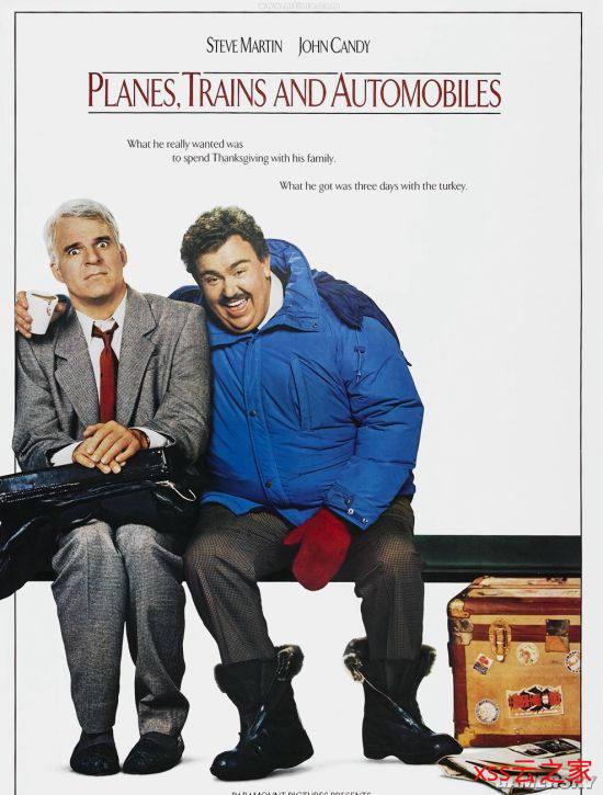 """史皇与凯文哈特重拍87年经典电影《飞机、火车和汽车》 """"人在囧途""""灵感原型"""