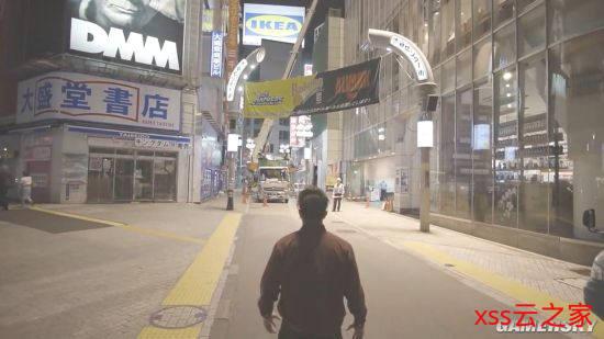 涩谷街头还原游戏场景第2弹 《GTA+如龙》有那味了插图(1)