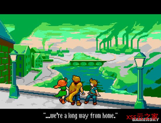 《8位冒险2》公布最新预告与演示 复古像素风JRPG