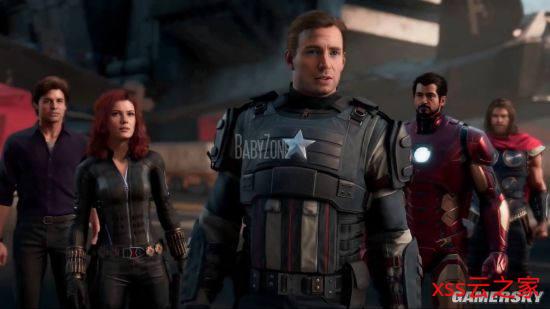 《漫威复仇者联盟》AI换脸 斯嘉丽版黑寡妇、小唐尼版钢铁侠