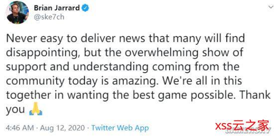 《光环:无限》开发商感谢玩家理解 部分游戏业内人士支持延期决定