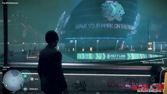 """PC版《看门狗:军团》6分钟实机演示 展现""""告密者""""使命流程插图"""