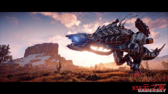 《地平线:零之曙光》中文版Steam正版分流下载发布