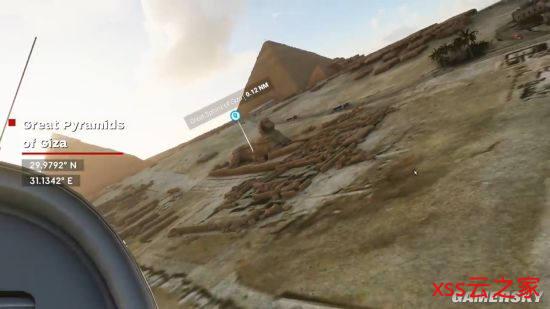 《微软遨游飞翔模仿》实机演示 展现故宫等天下有名地标
