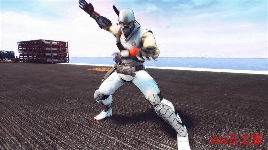 《特种部队》第三人称射击游戏《G.I. Joe: Operation Blackout》公布 白幽灵大战蛇眼