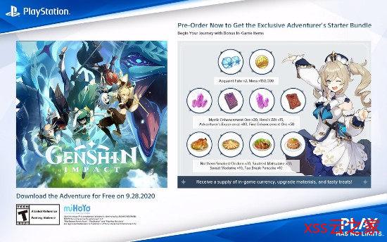 游民晨播报:《光明记忆:无限》新预告 《原神》9月28日登陆PS4插图(1)