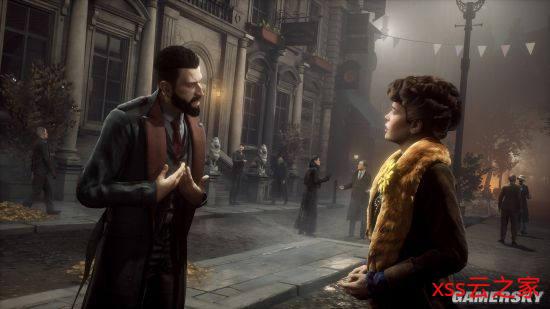 RPG《吸血鬼》Steam价钱永降 国区208元降至148元