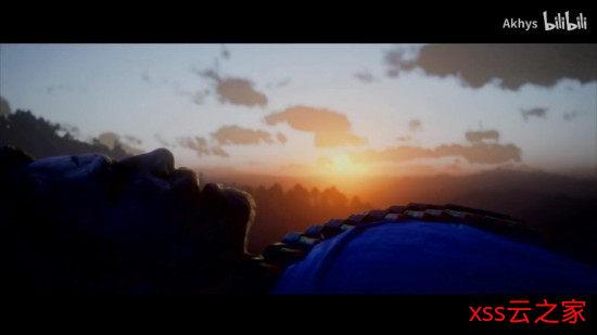 国内玩家为《大镖客2》制作新结局 亚瑟复仇归隐田园