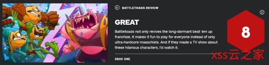 IGN评新《忍者蛙》8分 经典游戏重新焕发活力