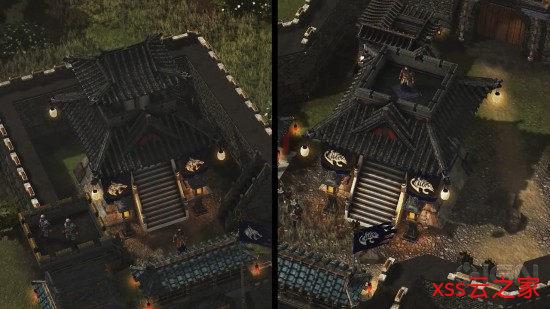 《要塞:军阀之战》新演示 规划城塞称霸一方