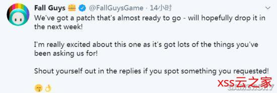《糖豆人:终极淘汰赛》下周有望上线最新补丁 修复游戏崩溃问题