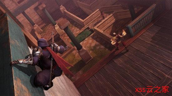 第三人称潜行游戏《荒神》续作公布 2021年发售插图(5)