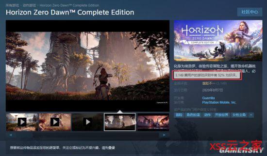 游民晚播报:《地平线:黎明时分》Steam褒贬不一 《使命召唤:战区》现神秘信息插图(1)