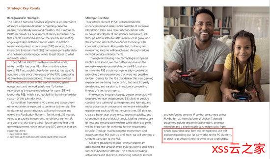 索尼:探讨将第一方游戏拓展至PC 促进收益增长