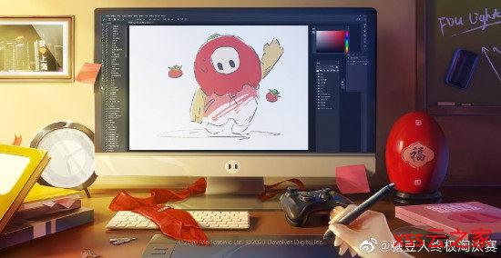 《糖豆人:终极淘汰赛》推出首批B站up主定制皮肤:老番茄 中国boy 某幻君 花少北