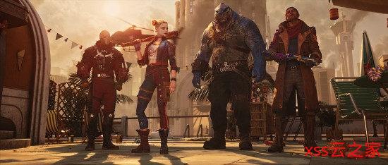 官方:《自杀小队:杀死正义联盟》是阿卡姆宇宙的延续 游戏支持1-4人联机