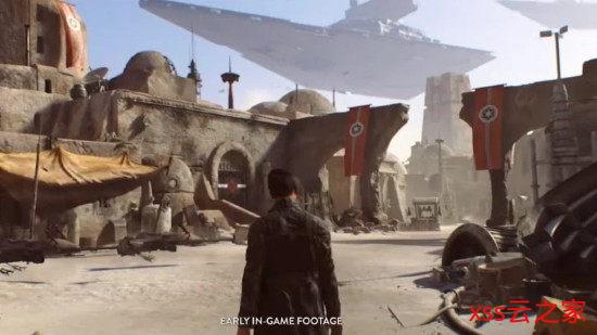 """制作人谈被取消《星球大战》游戏""""Project Ragtag"""":EA管理不善插图"""