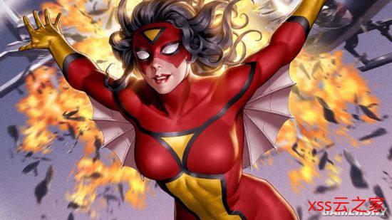Deadline爆料索尼有意拍摄蜘蛛女侠电影 《创:战纪》女主角奥利维亚·王尔德执导