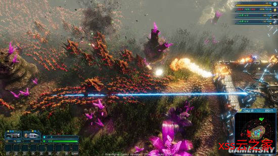 制作类生存+机甲RPG 《银河碎裂者:序章》本日免费上岸Steam插图(3)