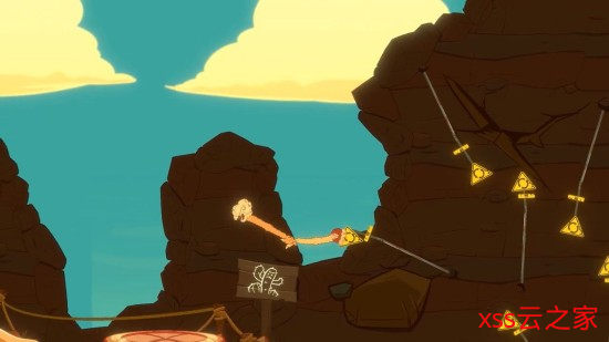 《Struggling》发布预告 请不要在吃饭时游玩本作插图(3)