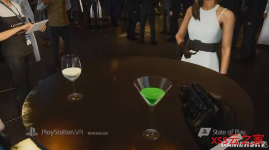 《杀手3》公布最新演示 加入VR支持、2021年1月发售