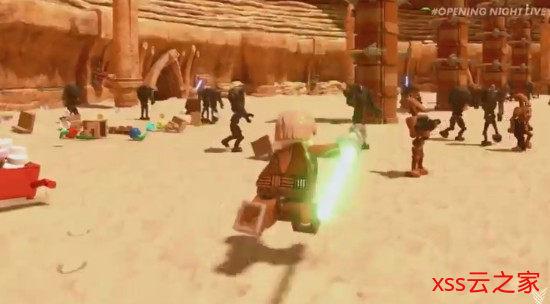 《乐高星战》全新预告 从塔图因开始的传奇之旅插图(2)