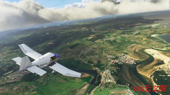 《微软飞行模拟》商店页面更新:容量大约127GB插图