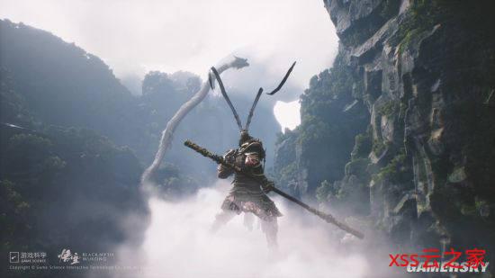 国产动作RPG新作《黑神话:悟空》公布 13分钟实机首次公开